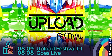 Upload Festival CI Live tickets