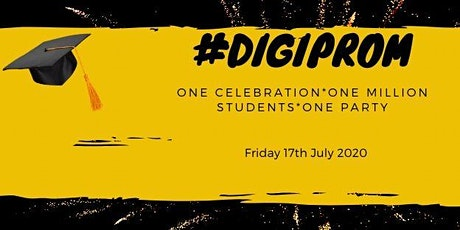 The Class of 2020 #DigiProm UK tickets