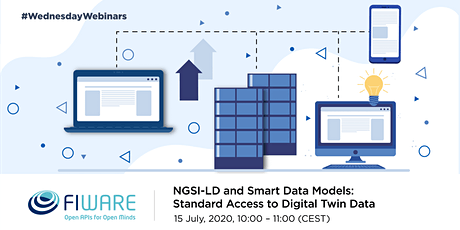 NGSI-LD and Smart Data Models: Standard Access to Digital Twin Data tickets