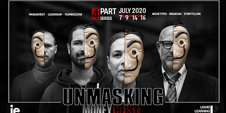 Unmasking Money Heist : Building an Awesome Team tickets