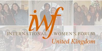 IWF UK New Members' Virtual Drinks Gathering