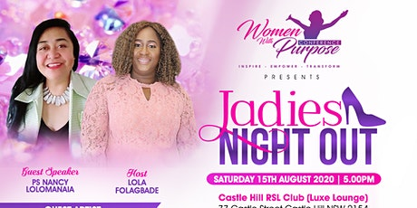 Women With Purpose Conference Ladies Night Out tickets
