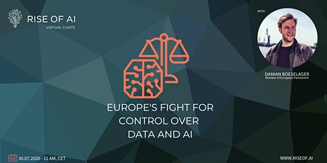 Rise of AI Virtual Chat | Europe's fight for control over data and AI tickets
