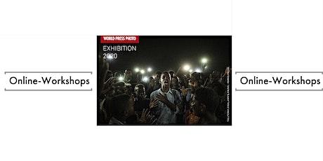 Online-Workshop zu World Press Photo 20 Tickets