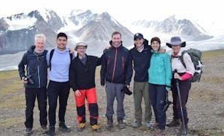 Climbing in Mongolia image