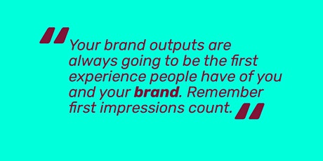Developing your brand aesthetic - Online workshop with Hoffi tickets