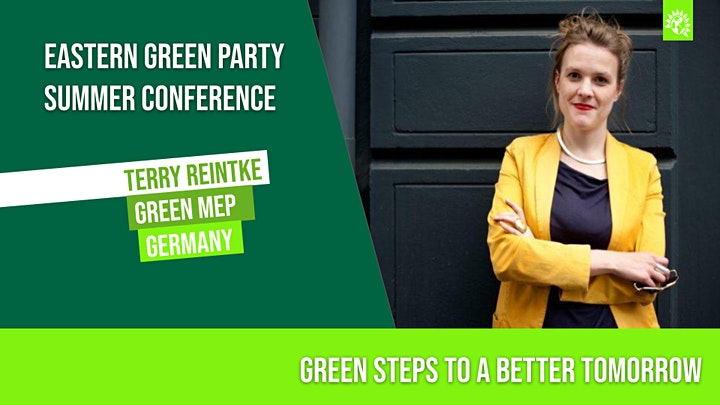 Eastern Green Party Summer Conference 2020 image