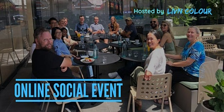 Online Social Event (Overcoming Fear) tickets