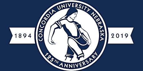 Concordia University Nebraska Commencement 2020 (Late Registration) tickets