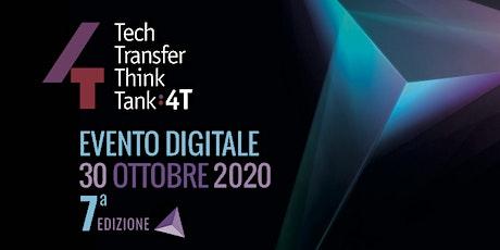 Tech Transfer Think Tank 2020 biglietti