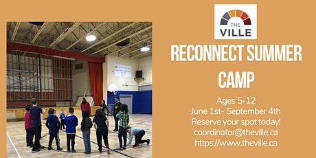 ReCONNECT Summer Camp tickets
