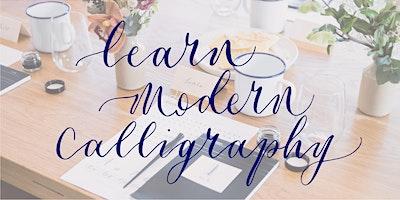 Beginners Modern Calligraphy with ERA Calligraphy,