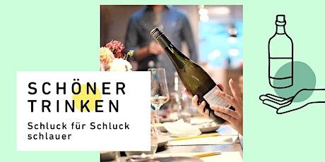 SCHÖNER TRINKEN - SCHLUCK FÜR SCHLUCK SCHLAUER Tickets