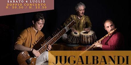 Jugalbandi | Sitar-Tabla-Flauto Bansuri biglietti