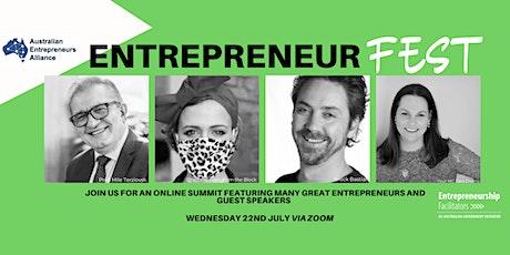 EntrepreneurFEST 2020 tickets