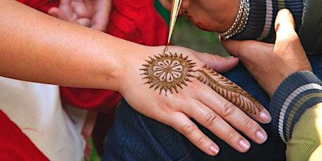 Henna with Alina tickets