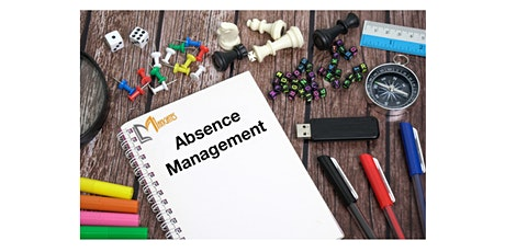 Absence Management 1 Day Virtual Live Training in Darwin tickets
