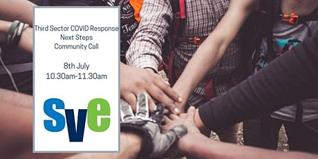 Third Sector COVID Response - Next Steps tickets