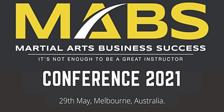 MABS Conference 2021 tickets