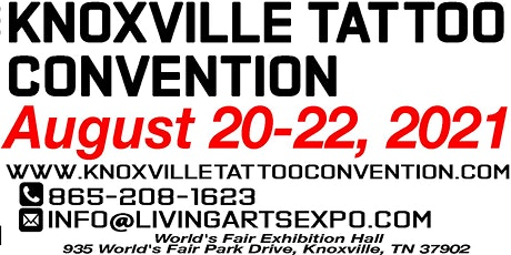 Knoxville Tattoo Convention tickets