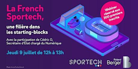 La French SporTech, une filière dans les starting-blocks billets