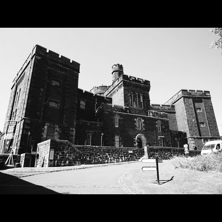 The Old Town Jail Ghost Hunt Stirling Scotland with Haunting Nights image