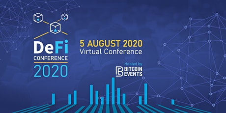 DeFi Conference 2020: The Rise of Decentralized Finance tickets