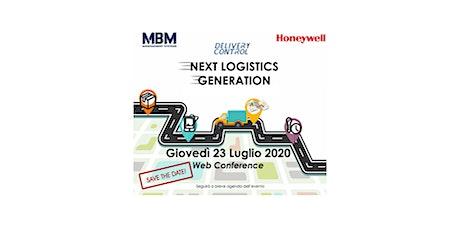 NEXT LOGISTICS GENERATION biglietti