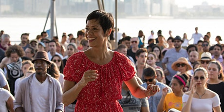 Hudson River Park's virtual Sunset Salsa with Talía tickets