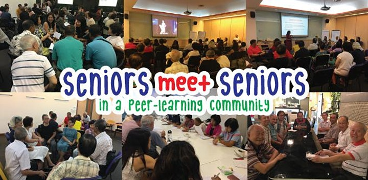 eSMS (Seniors-Meet-Seniors) Knowledge Cafe - July 2020 image