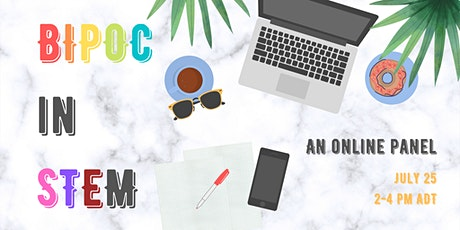 BIPOC in STEM: An Online Panel tickets