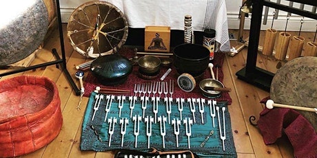 Sound Healing 101 Training tickets