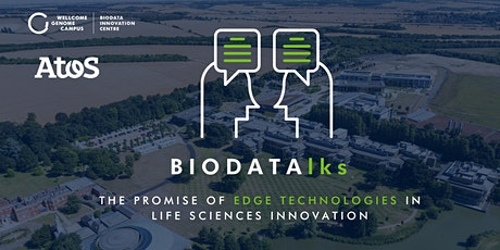 BIODATAlks: The promise of edge technologies in life sciences innovation tickets