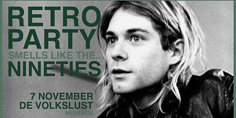 ◆  RETRO PARTY ◇ smells like .... the 90'S  ◆ tickets
