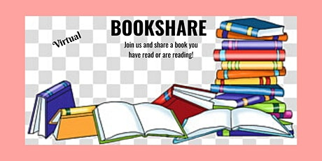 Virtual Book Share tickets