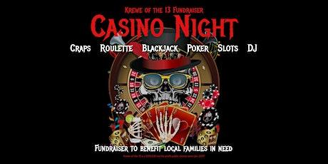 2nd Annual Casino Night Fundraiser tickets