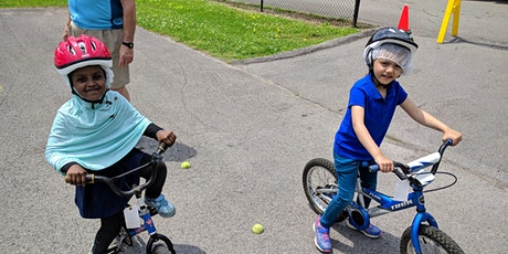 JE Moss Elementary kids bike ride tickets