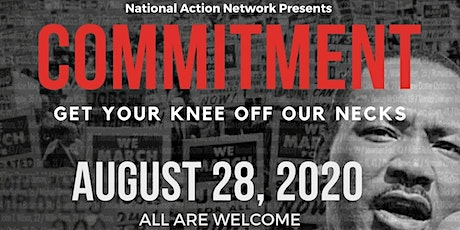 March on Washington: Get Your Knee Off Our Necks! tickets