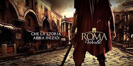 Ingresso Roma World biglietti