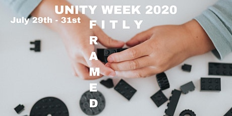 """Unity Week 2020 """"Fitly Framed"""" tickets"""