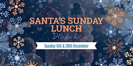 Santa Sunday Lunch tickets