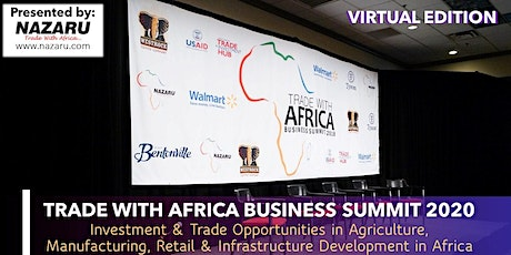 Trade with Africa Business Summit 2020 tickets