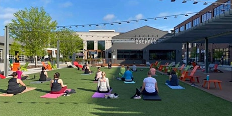 Evening Yoga on the Green tickets