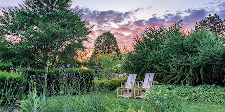 Allen Centennial Garden Reservations tickets
