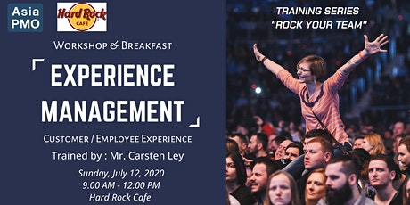 Experience Management tickets