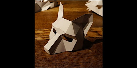 Make and Take: Laser-Cut Fox Masks tickets
