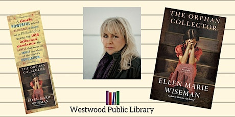 Author Event Via Zoom: Ellen Marie Wiseman & THE ORPHAN COLLECTOR tickets