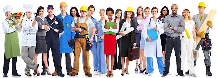 Second Chance Jefferson County Hiring Fair (Job Seekers) image