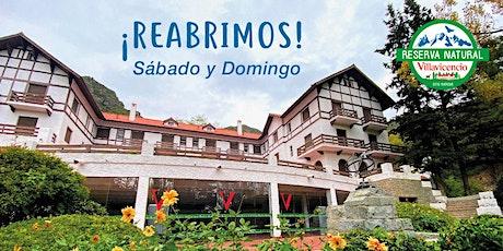 Ticket de Ingreso Reserva Natural Villavicencio entradas