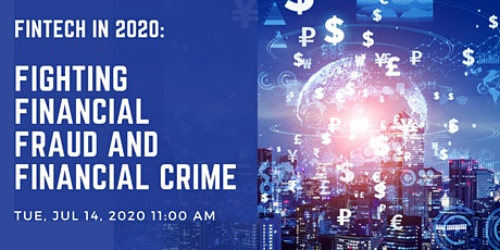 FINTECH in 2020: Fighting Financial Fraud and Financial Crime tickets